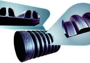 内肋增强(PE)螺旋波纹管