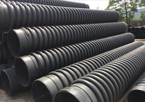 聚乙烯(PE)缠绕结构排水管