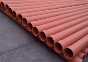 高强度聚氯乙烯GHFB电缆保护导管