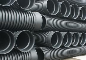HDPE中空壁塑钢缠绕管性能